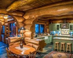 Pioneer Log Homes of B.C.