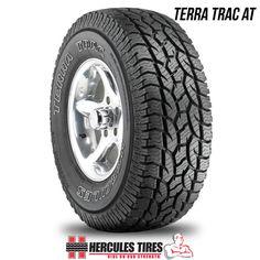 Hercules Terra Trac A/T 265/70R18 116S OWL 265 70 18 2657018 50K Warranty