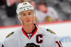 Jonathan Toews #19 Chicago Blackhawks