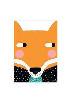 fox-kids-wall-art