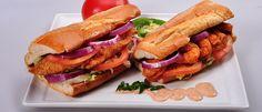 sanwiches..