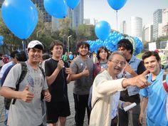Nosotros alzamos la voz por la diabetes en noviembre 2011. ¿Te unirás en 2012?