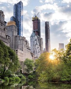 Central Park, NYC by Matthew Chimera Photography - New York City Feelings New York Pictures, Park Pictures, New York Photos, Empire State Building, Hampshire House, Essex Homes, Brooklyn, Central Park Nyc, New York Beauty