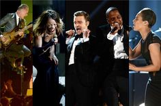 Grammy Performers