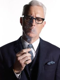 Roger Sterling owns you.