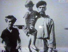 Nicholas with Tatiana and Alexei