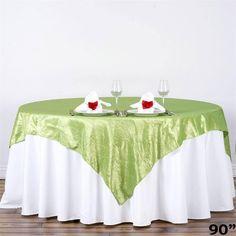 90 x90 wholesale square rose quartz organza table overlay 1pc pk rh pinterest com