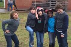 I'm Dustin!>>> I would either be Troy or Mike in this instance... Comment below who you would be