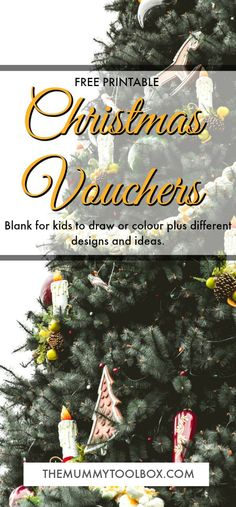 Homemade Gift Vouchers Templates Entrancing Running Out Of Gift Ideas Download Our Printable Christmas Coupons .
