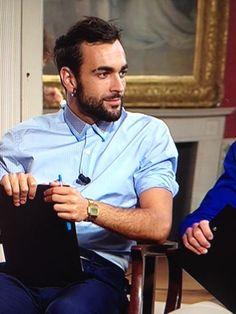 Marco Mengoni con Mika agli home visit di X Factor 7 [FOTO]