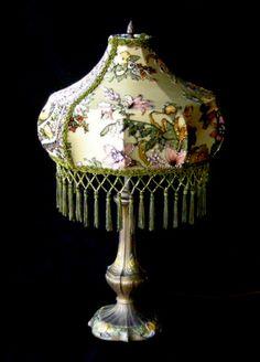 Victorian Lamps Vintage