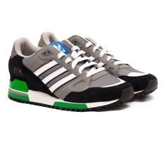 adidas Originals ZX 750 – St Crag / Black – Running White