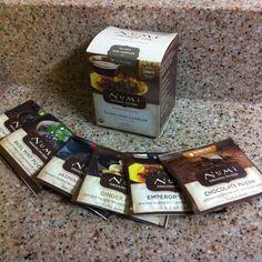 Organic Pu-erh Tea from Numi Teas