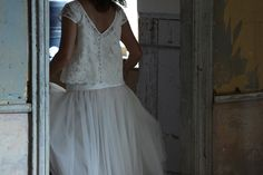 New brand ! wedding dress by Elise Hameau