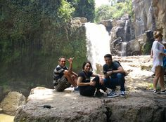 Tegenungan waterfall Private Tours of Bali - www.yukmarigo.com ##bali ##waterfall ##amazing - YukmariGO Bali - Google+