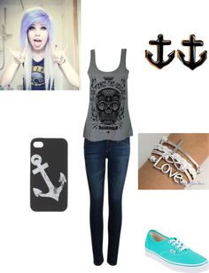 """""""Going 2 Hang Out With Friends"""" by kianlovesval ❤ liked on Polyvore"""