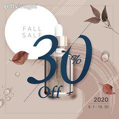 가을, 세일, 뷰티, 이벤트, 배너 Pop Up Banner, Fall Banner, Web Banner, Pop Design, Layout Design, Brochure Design, Branding Design, Creative Web Design, Cosmetic Design