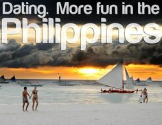 DATING. More FUN in the Philippines! Places Around The World, Around The Worlds, Philippines Tourism, Smiling People, Tourism Department, Visayas, Mindanao, Tourist Spots, Natural Resources