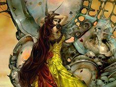 fantasy art | ... art fantasy, CG Girl HD wallpapers, Fantasy Art, CG Fantasy Girls