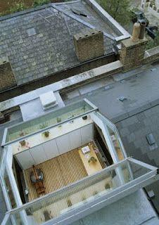 Loft en Londres de Simon Conder Associates