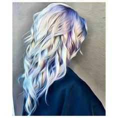 Hair Color ❤ liked on Polyvore featuring beauty products, haircare, hair color and hair
