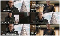 Is that so says loki... by *Evelyn-Loki on deviantART.......Point- Loki