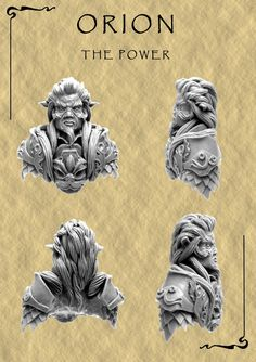 An hero, a wise princes and a dark witcher. An ancient story in an ancient and forgotten world!