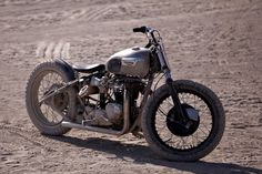 Eastside Bobber mad in France. http://www.bikeexif.com/hardtail-motorcycle
