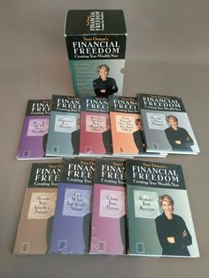 Suze Orman's Financial Freedom Creating True Wealth Now 9 CDs  9 Steps Audio CDs | Everything Else, Personal Development, Personal Finances | eBay!