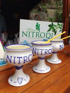 Fonte delle Ninfe Nitrodi