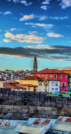 #Porto colors   #Portugal       Visit: http://www.the-yeatman-hotel.com/en/food/route-stars/