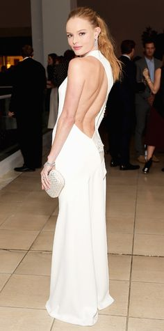 Look of the Day - October 13, 2014 - Kate Bosworth in Alexandre Vauthier from #InStyle