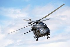 NH90 Helicopter.