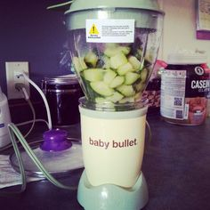 #sweetpotato was a hit, now were moving on to #zucchini #babyfood #babybullet #healthy #homemade