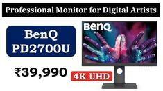 27-Inch AH-IPS 4K UHD   Anti-Glare   Built-in Speakers   Contrast: 1300:1   Refresh-Rate: 60Hz   Brightness: 350-nits   Response-Time: 5-ms GTG   100% sRGB Top Computer, Built In Speakers, Latest Gadgets, 4k Uhd, Monitor, Ms, Contrast, Marketing