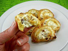 Super easy appetizer recipe! Cheesy Bacon Bites!! Family Recipe Friday ...