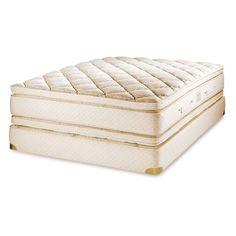 royalpedic cloud pillow top mattress 800it cloud pillowtop mattress only - King Size Pillow Top Mattress