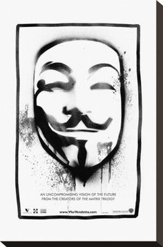 V for Vendetta Prints by AllPosters.co.uk