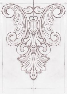 Труд Марценюка. Wood Carving Designs, Wood Carving Patterns, Wood Carving Art, Stencil Patterns, Stencil Designs, Wood Art, Leather Tooling Patterns, Leather Pattern, Baroque Frame