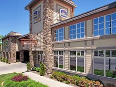 Logan (UT) Best Western PLUS Weston Inn United States, North America Set in a prime location of Logan (UT), Best Western PLUS Weston Inn puts everything the city has to offer just outside your doorstep. Featuring a complete list of amenities, guests will find their stay at the property a comfortable one. 24-hour front desk, facilities for disabled guests, express check-in/check-out, Wi-Fi in public areas, car park are just some of the facilities on offer. Guestrooms are fitted...