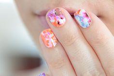 Color rich nail art patch 031 Tie-Dye rocks l'Oréal