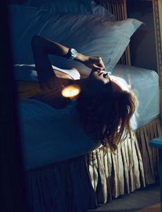 Moody Mirte Maas In  Interior Night  By Camilla Akrans for Dior Magazine  2 4fd104f95e