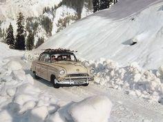 Opel Kapitän (1953-1955)