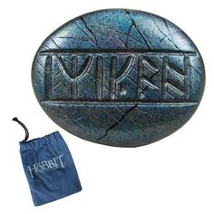 The Hobbit: The Desolation of Smaug Kili's Rune Stone - WETA Collectibles - Hobbit / Lord of the Rings - Prop Replicas at Entertainment Earth