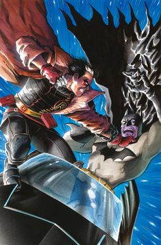 Jason Todd vs Batman by Matt Wagner Dc Comics, Batman Comics, Batman Vs, Comic Book Covers, Comic Books Art, Book Art, Comic Art Community, Batman Family, Jason Todd
