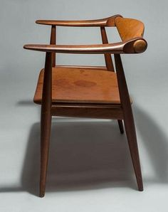"Hans J Wegner ""Yoke Chair"" 1959"