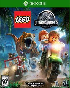 LEGO Jurassic World Xbox One Game BRAND NEW & SEALED