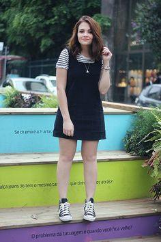 Resultado de imagem para garotas moderninhas rock roupas