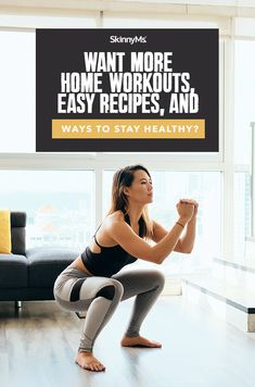 Want More Home Workouts, Easy Recipes, and Ways to Stay Healthy? Our team is dedicated to providing you with quality content to help you remain healthy! Back Fat Workout, Workout For Flat Stomach, Butt Workout, Beginner Workout At Home, Workout For Beginners, At Home Workouts, Best Workout Routine, Workout Routines For Women, Ways To Stay Healthy