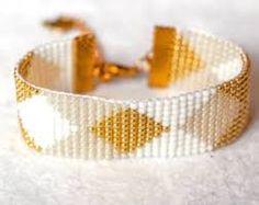 Afbeeldingsresultaat voor loom bead bracelets with charms